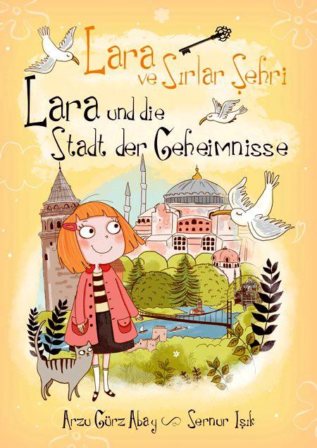Lara und die Stadt der Geheimnisse