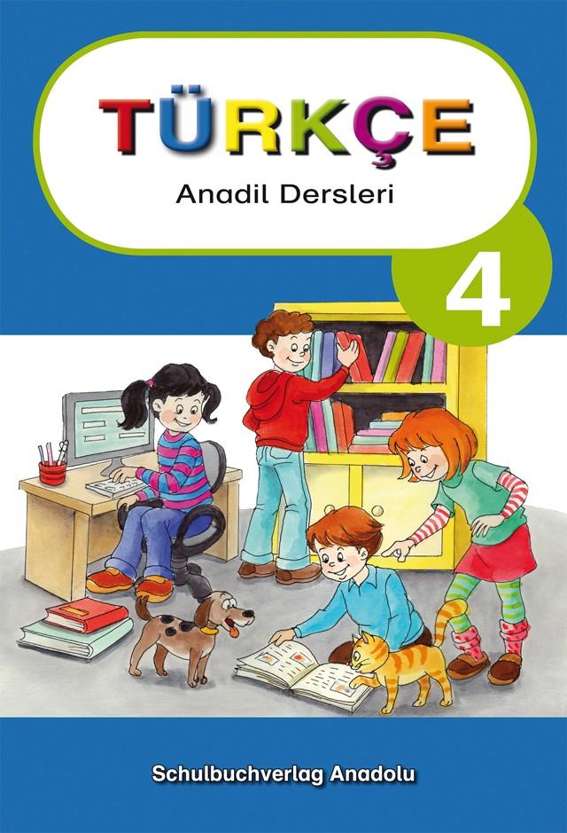 Türkçe Anadil Dersleri 4