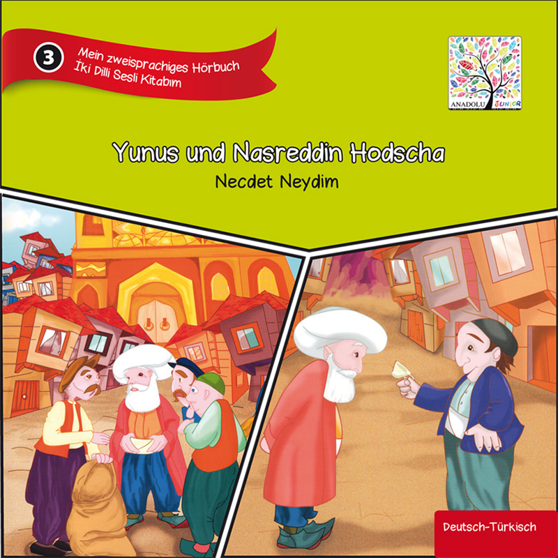 Mein zweisprachiges Hörbuch Nr. 3
