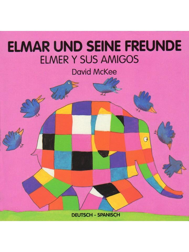 Elmar und seine Freunde Sp.