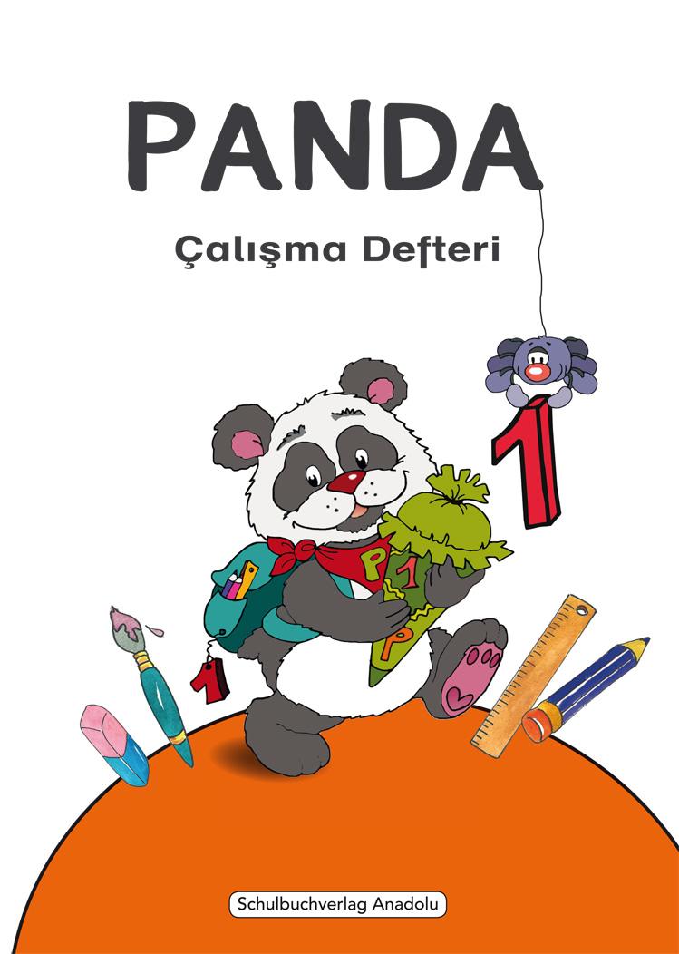 Panda Çalışma Defteri 1