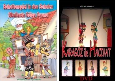 Karagöz Seti DVD + Kitap