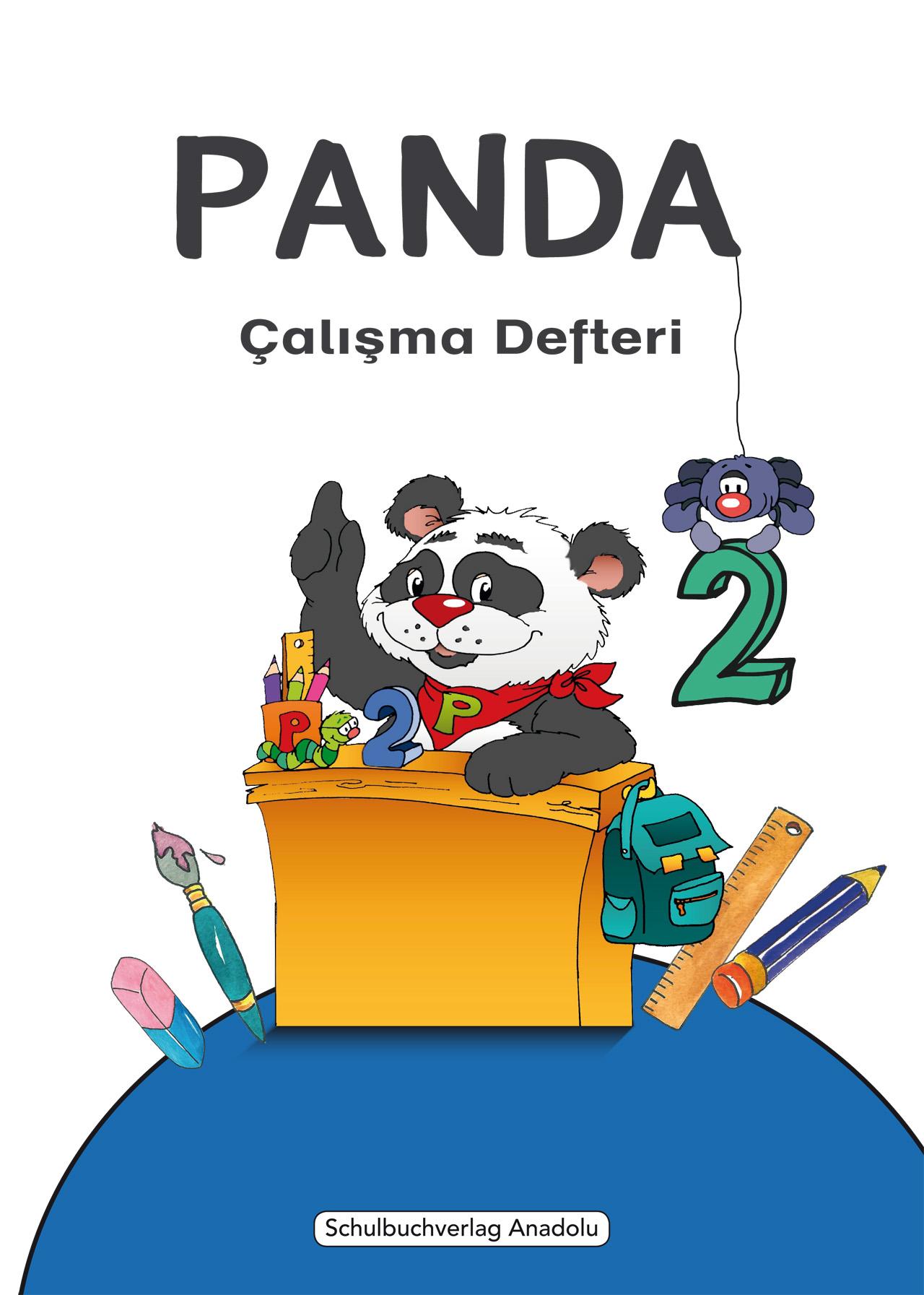 Panda Çalışma Defteri 2