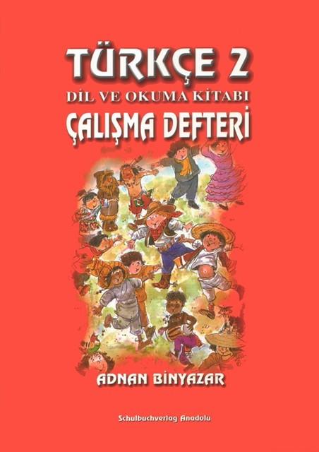 Türkçe 2 Çalışma Defteri