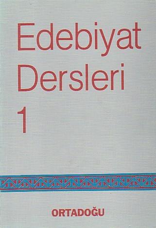 Edebiyat Dersleri 1