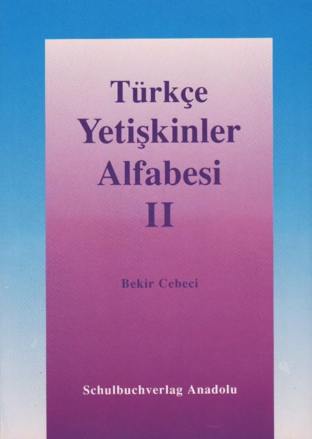 Türkçe Yetişkinler Alfabesi 2