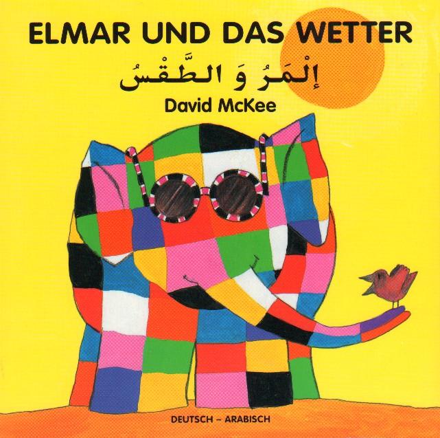 Elmar und das Wetter Arab.