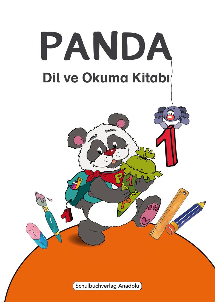Panda 1 Ders Kitabı