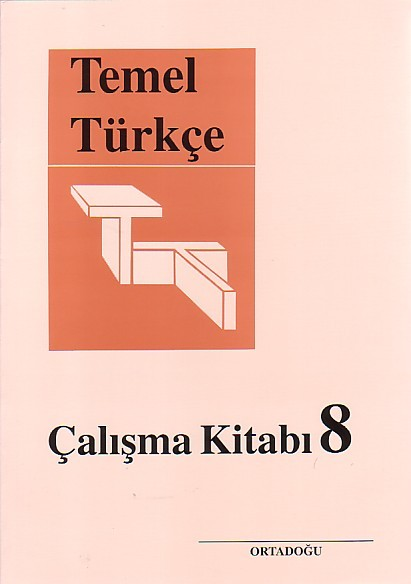 Temel Türkçe 8 Calisma Defteri