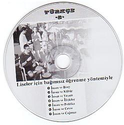 Bağımsız Öğrenme Yöntemiyle Türkçe 2 CD-ROM