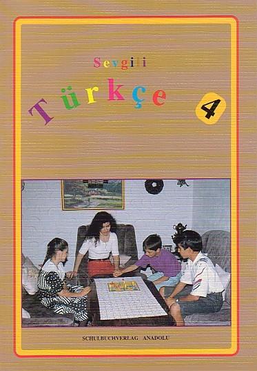 Sevgili Türkçe 4