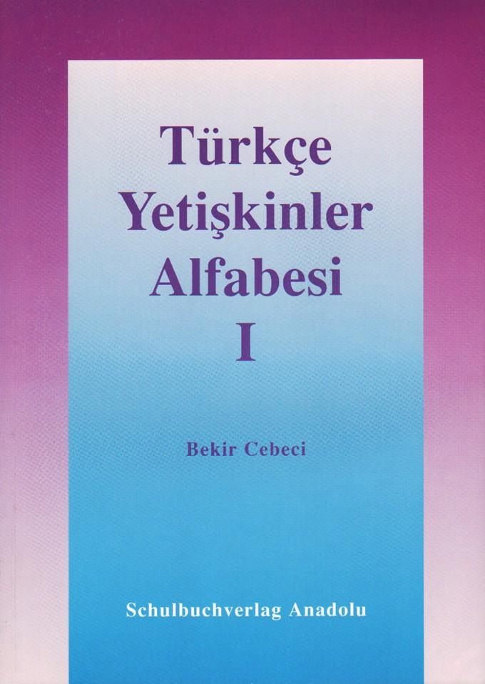 Türkçe Yetişkinler Alfabesi 1