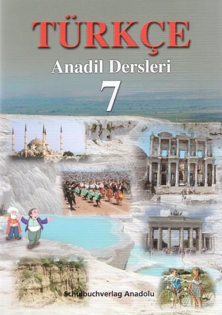 Türkçe Anadil Dersleri 7