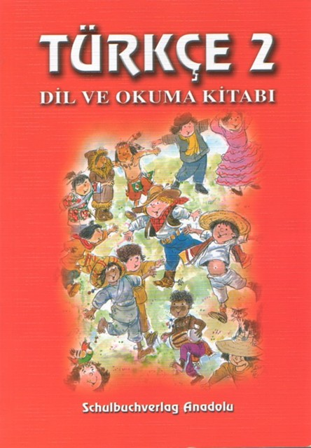Türkçe 2 Dil ve Okuma Kitabi