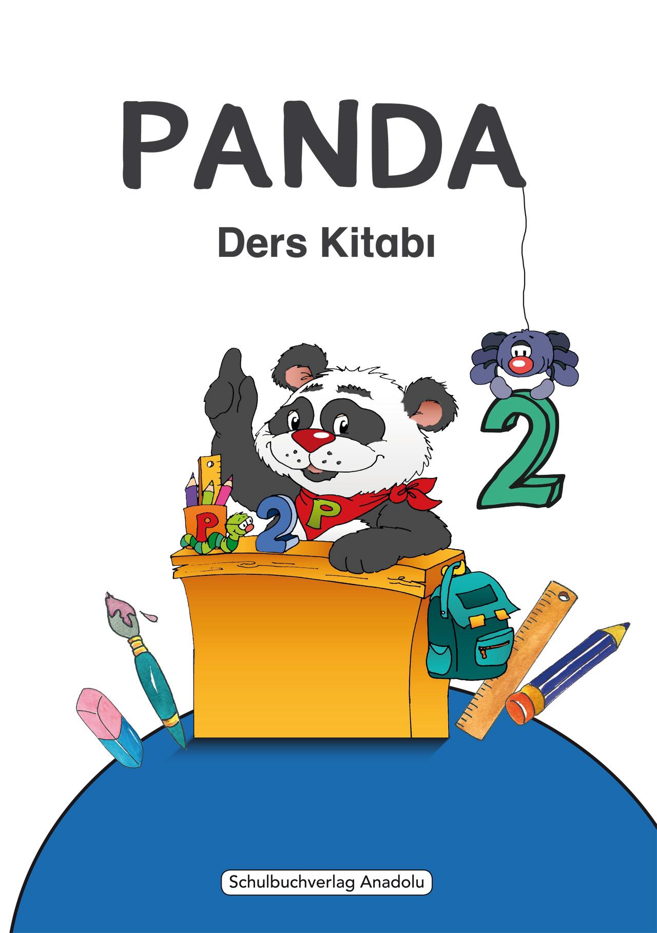 Panda 2 Ders Kitabı