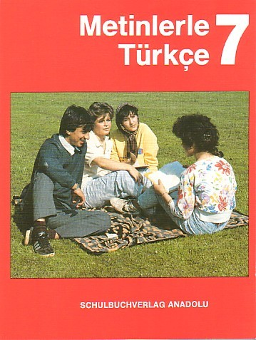 Metinlerle Türkçe 7