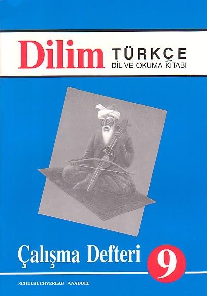 Dilim Türkçe 9 Çalışma Defteri